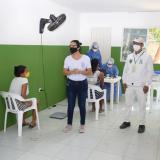 Habilitan en Santa Marta línea de atención de Covid-19 para embarazadas