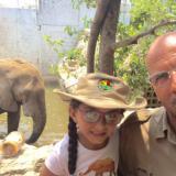 Pequeña de 10 años inicia campaña en pro del Zoológico de Barranquilla