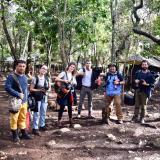 De excombatientes de las antiguas Farc pasaron a ser guías de avistamiento de aves en Manaure, Cesar.