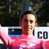 El colombiano Daniel Martínez acaba de coronarse campeón del Dauphiné.