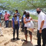 Alcaldía de Riohacha entregó 52 mil alevinos a 7 comunidades wayuu