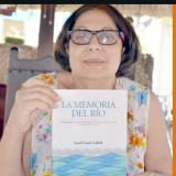 Soad Louis Lakah escritora oriunda de Ciénaga de Oro, Córdoba.