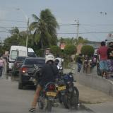 Un muerto y una adolescente herida deja ataque sicarial en La Chinita