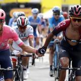 La legión colombiana que espera izar la bandera en el Tour de Francia