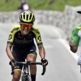 "Esteban Chaves, ""emocionado en el Tour"", luchará por ganar etapas"