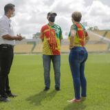 Cartagena reabre sus escenarios deportivos