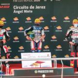 El colombiano David Alonso gana la primera carrera de la 'Copa Talentos'