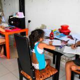 En video | La odisea de estudiar en casa en una pandemia