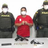 Este año van 279 mujeres capturadas en Barranquilla y el área metropolitana