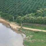 Gobernación realiza sobrevuelo en zona afectada de Salamina