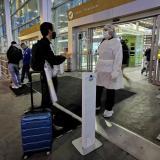En 16 aeropuertos y 38 rutas volvieron a despegar los aviones