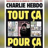 Charlie Hebdo volverá a publicar portada por la que atacaron los yihadistas