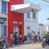 Mujer muere tras sufrir descarga eléctrica en el barrio Carlos Meisel