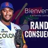 Randy Consuegra llegó a la novena dirigida por José Mosquera.