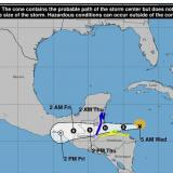 Dimar recomienda precaución a navegantes en San Andrés por tormenta Nana