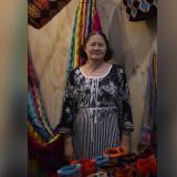 Artesana wayuu estará en la Feria Mundial Selvedge, en Londres