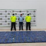 Con apoyo del FBI, Policía incauta 466 kilos de cocaína en Cesar