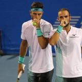Juan Sebastián Cabal y Robert Farah pasan a segunda ronda en el US Open