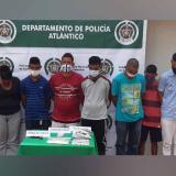 En video | Policía del Atlántico desmantela 10 'ollas' en Sabanalarga