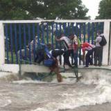 En video | Emergencias en Barranquilla por aguacero de este viernes