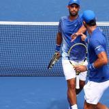 Cabal y Farah se despiden en segunda ronda del US Open