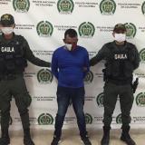 A la cárcel presunto líder de 'los Nuevos Costeños'