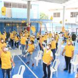 Certifican a 40 jóvenes como promotores de convivencia en barrios de B/quilla