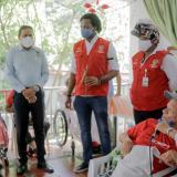 $2.000 millones para adecuar 12 centros de adultos mayores en Cartagena