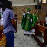 """Dispongámonos para esta nueva etapa"": arzobispo de Barranquilla"