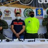 En video | Cae en Barranquilla alias 5-5, el reemplazo de 'Chucho Mercancía'