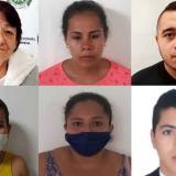 Desarticularon banda 'Los Nacionales', dedicados a la extorsión