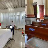 Autorizan el ingreso de feligreses a los templos de Montería