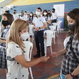 1.144 estudiantes en Galapa reciben internet gratis