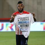 Junior 1, América 2: se le fueron las luces
