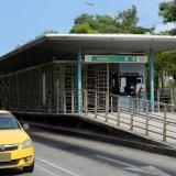Transmetro cierra estaciones por recomendación de las autoridades