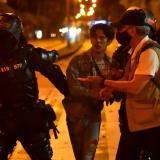 Duque asegura que Policía no tiene prácticas sistemáticas para violar DD.HH.