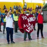 """Refuerzan y """"oxigenan"""" a la Policía en el sur de Sucre"""