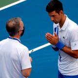 """Djokovic, sobre su descalificación: """"Estuve en shock durante dos días"""""""