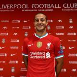 ¡Llegó el crack! Thiago fue anunciado como refuerzo del Liverpool