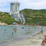 Santa Marta reabre sus playas tras seis meses de pandemia