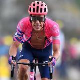 Rigoberto Urán finalizó octavo en el Tour de Francia.
