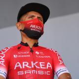 Nairo Quintana se abrió ante sus seguidores en redes sociales.