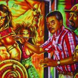 Arte picoteril: explosión colorida que viste el sonido