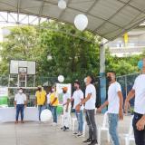 Jóvenes de tres barrios del Suroccidente firman pacto de no agresión