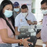 Alianza permite dotar de tecnología a instituciones en Sucre