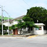 Fachada de la antigua sede del DAS en el barrio Recreo, donde se desarrolla la audiencia contra funcionarios judiciales y abogados.