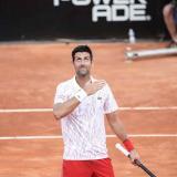 Djokovic peleará por su quinta corona en Roma