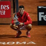 Djokovic se hizo con el título número 81 de su carrera.