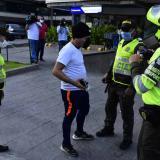 300 policías acompañarán marchas en Barranquilla