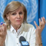 La directora del departamento de Salud Pública y Medio Ambiente de la OMS, María Neira.